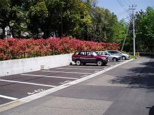 多摩ニュータウン落合住宅(4-3)駐車場設置工事01大